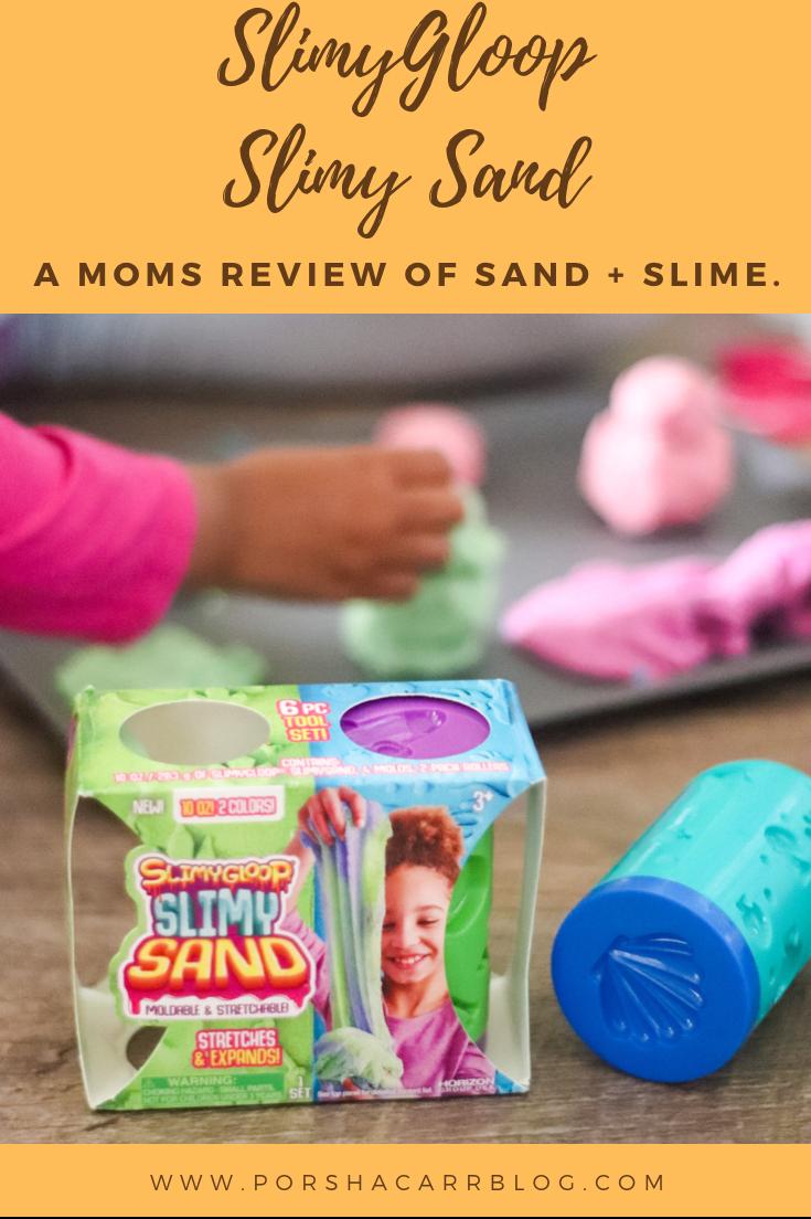 SlimyGloop Slimy Sand
