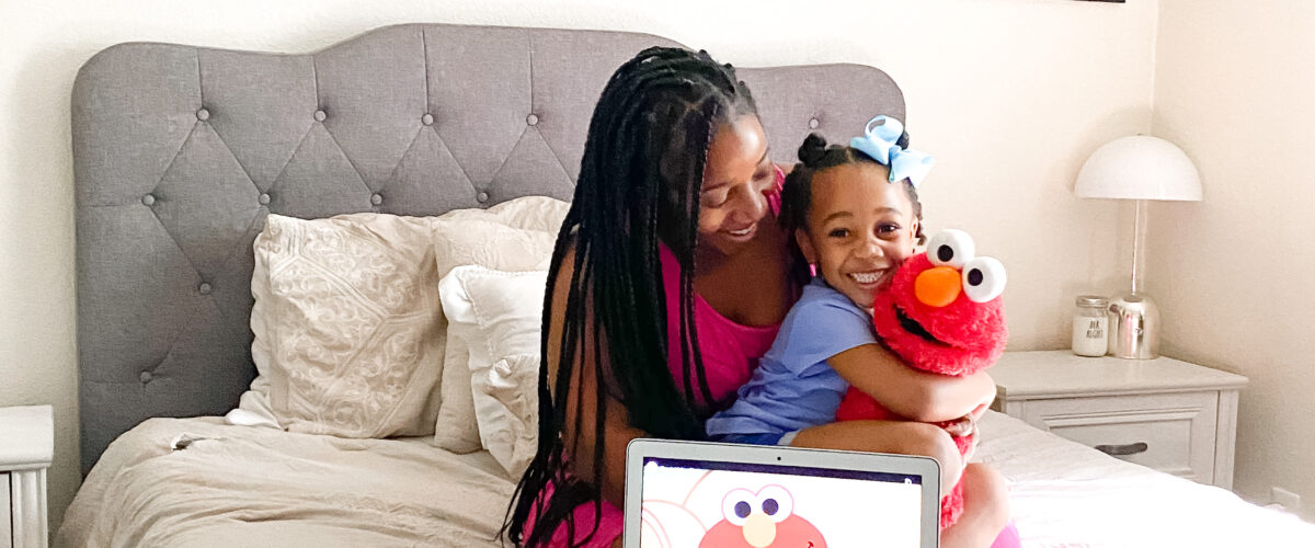 3 Tips on preparing for an outdoor playdate featuring AT&T & Sesame Street.
