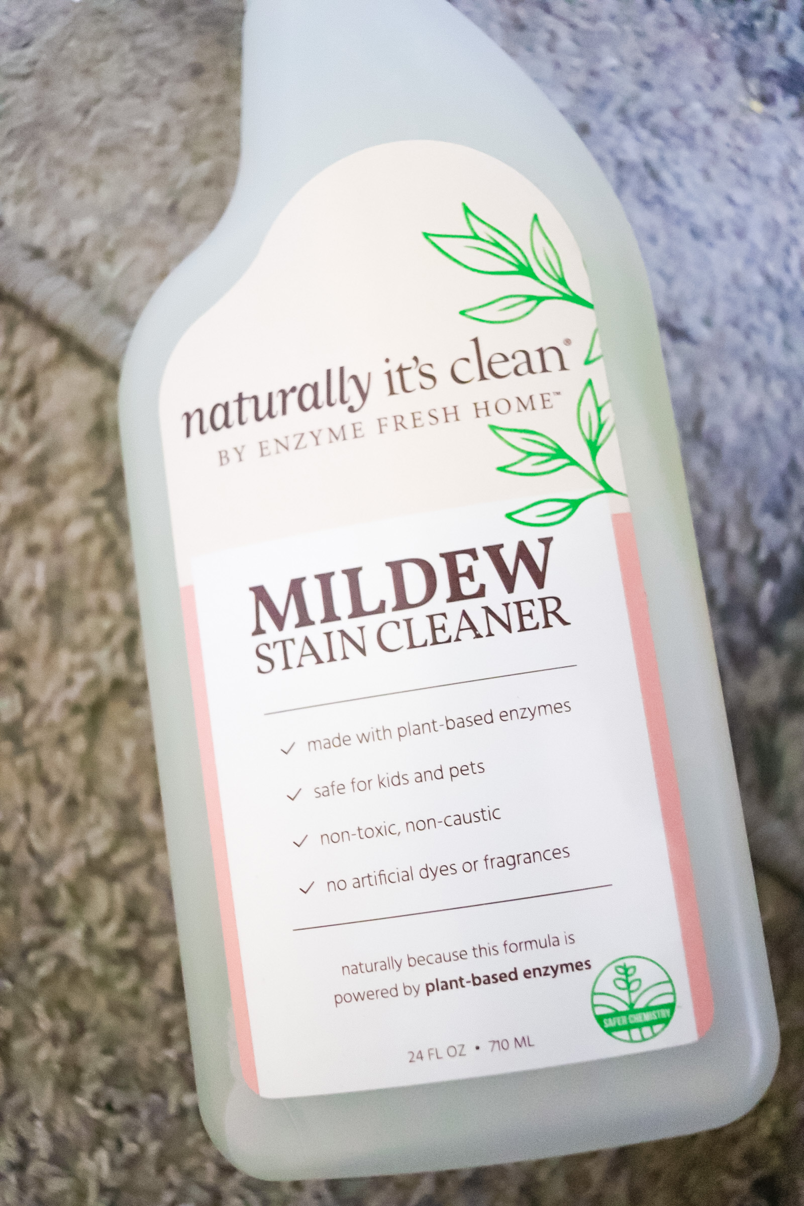 Naturally It's Clean Mildew Stain Cleaner