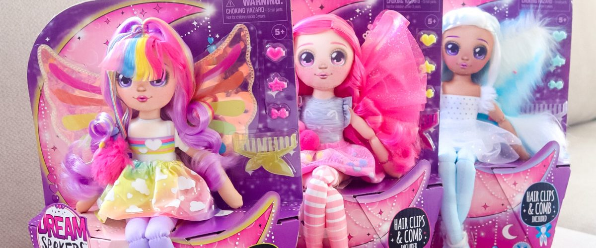 Dream Seekers: Magical Dolls for Dreamers.