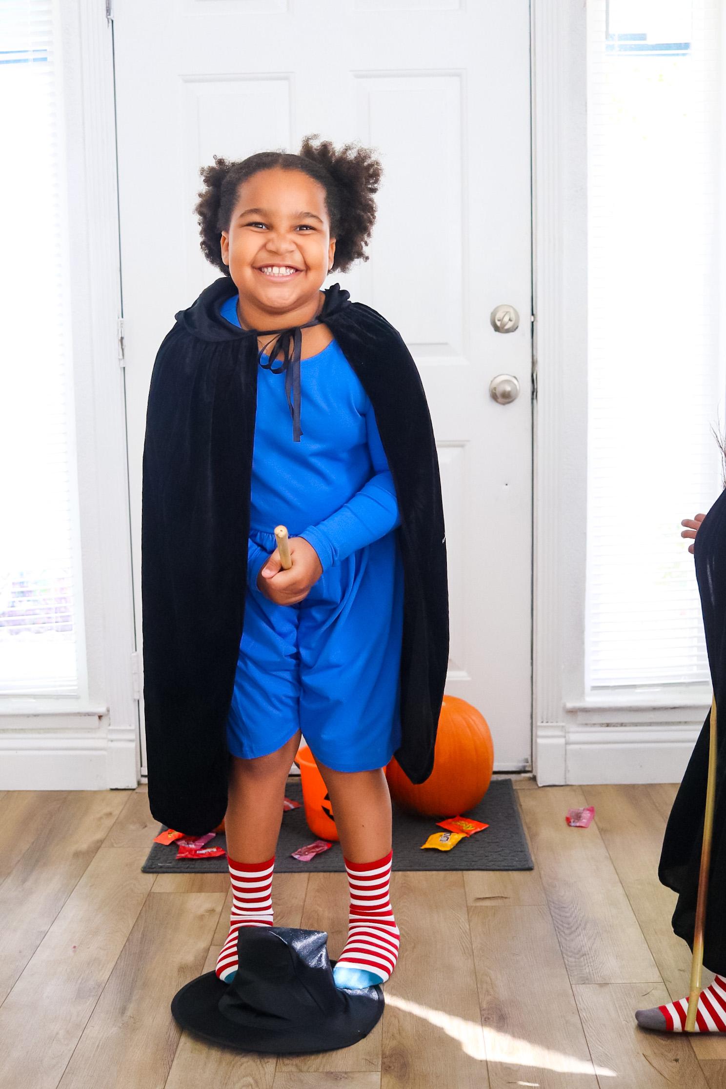 DIY Double, Double, Toil & Trouble Costume